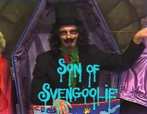 Horror Host The Son Of Svengoolie!