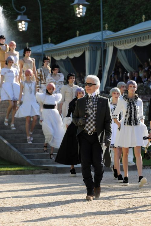 artoffashionology:  CHANEL - Cruise 2012-2013
