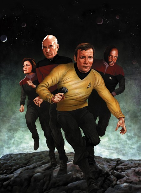 Star Trek by Tim Gabor