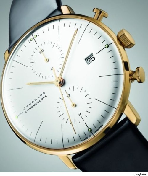 Max Bill for Junghans 1960s