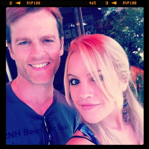 witchyluv:  Had lunch with Trevor today! Great catching up! =) —-From KA's twitter 5/14/12