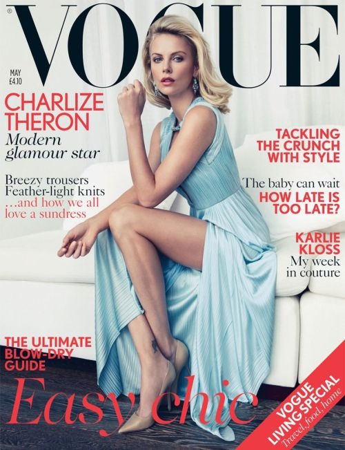 Portadas Vogue Mayo 2012. click the picture to read the full history…