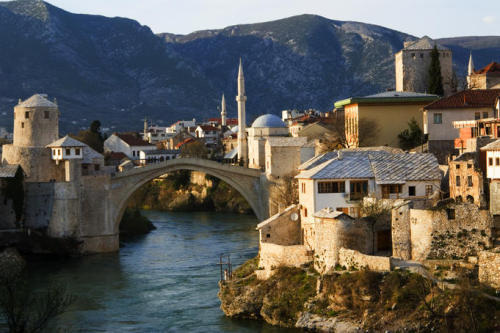 keepcalmandtraveltheworld:  Mostar, Bosnia and Herzegovina