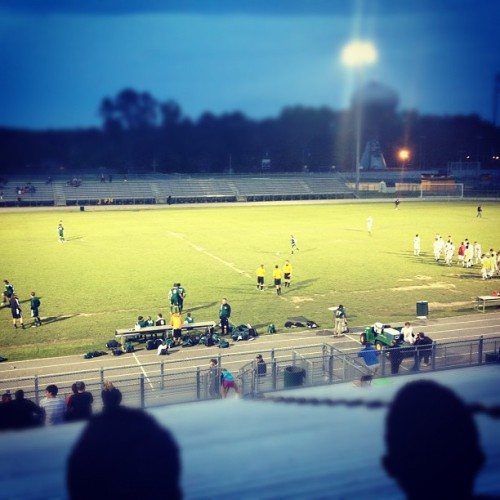 Day 14: grass; soccer field :) #photoadaymay  #day14  (Taken with instagram)
