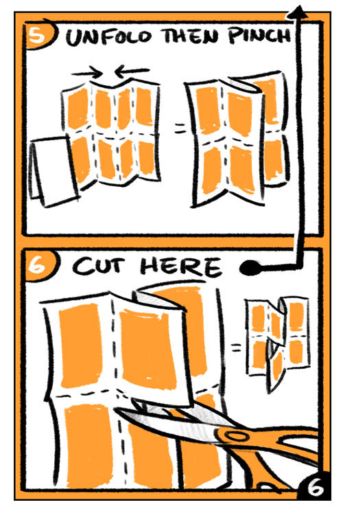 how to make any photo into a comic