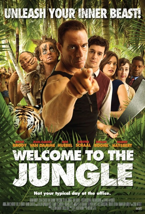 """Welcome to the Jungle"""