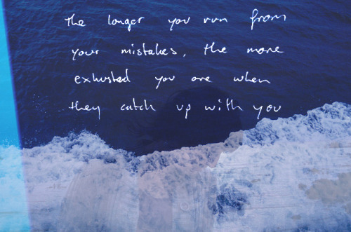 free-your-mind:  Background Photo: valery murashko, chooseanalog Quotation From: spinningwrites