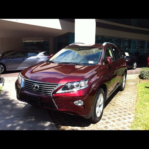 2013 Lexus RX #lexus #RX (Taken with instagram)