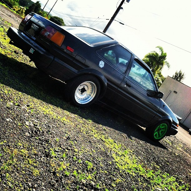 @poontabos #hawaii #yotas #ae86 #illest  (Taken with instagram)
