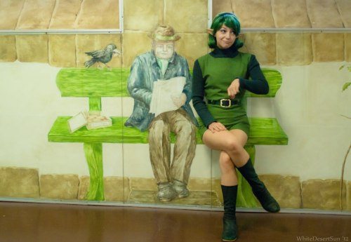 akuriko:  Mural silliness continued~ since I can only post a few photos at a time from my phone. >