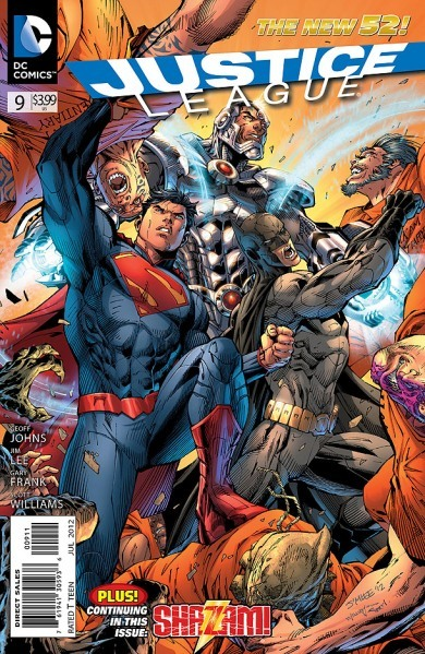 Justice League #9 preview: A search for The Key in Arkham