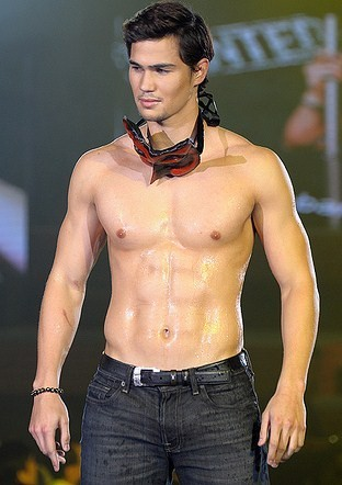 Filipino footballer Phil Younghusband