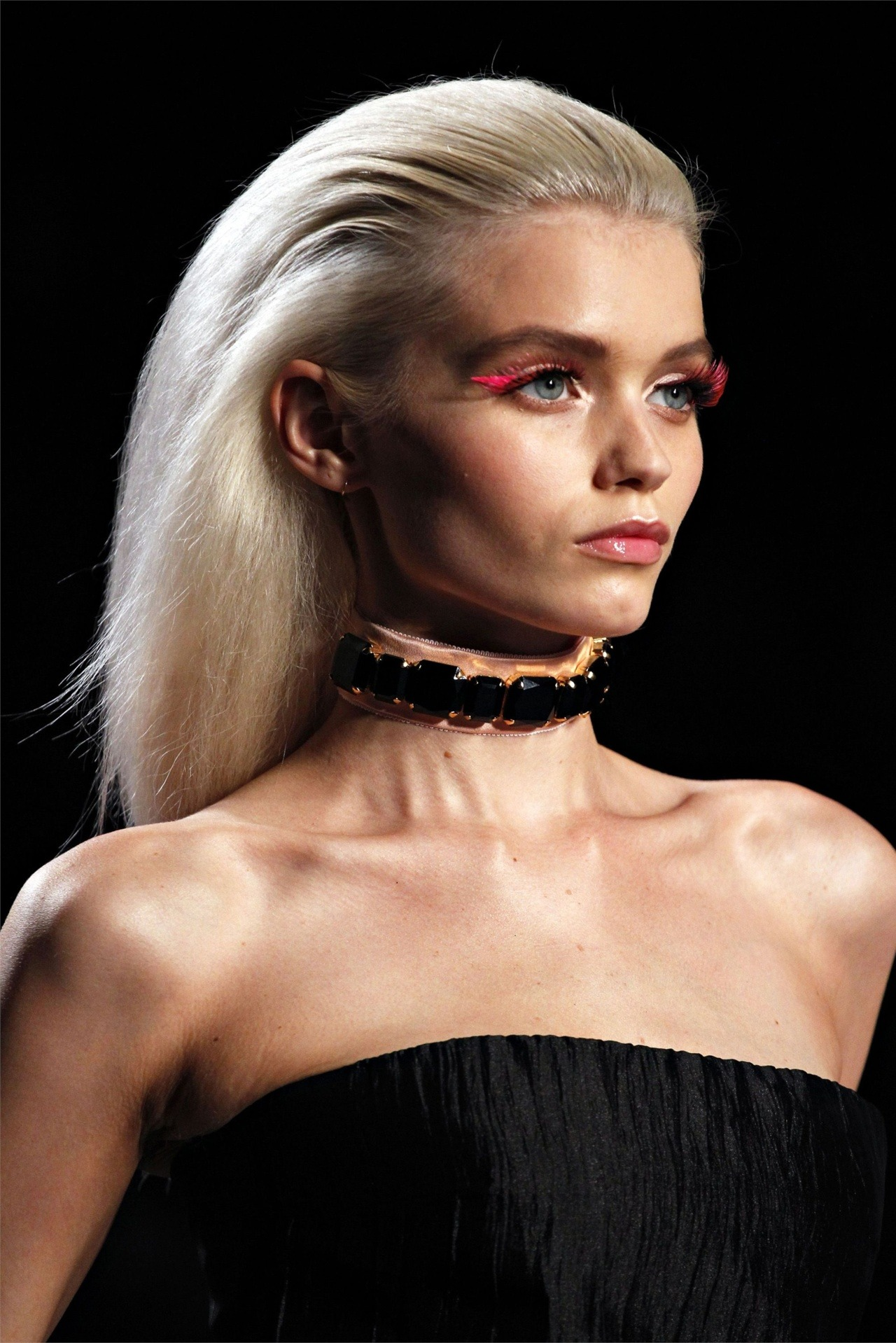 Abbey Lee Kershaw at Viktor & Rolf Spring/Summer 2012