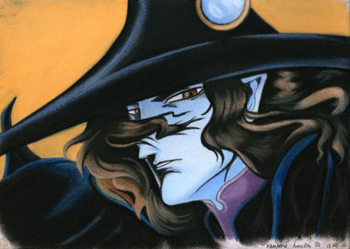 fyvampirehunterd:  by Spirit-of-Laharah