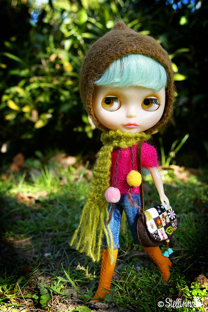Brown Sugar Pixie by *stellinna* on Flickr.