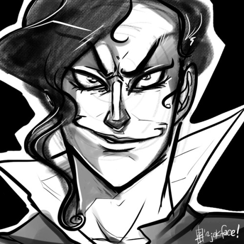 Lots of people requested Tahno from Legend of Korra, that crazy, creepy douchebag!