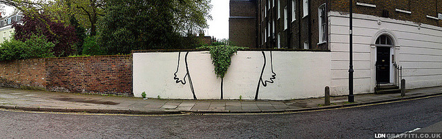 London bush. Photo by Joeppo