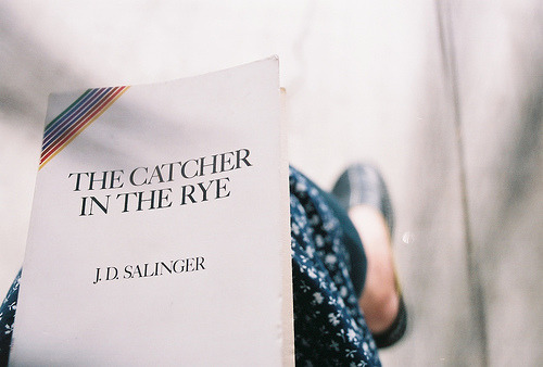 4doors:  The Catcher in The Rye (by No MSG)