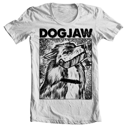 shirt design for Dogjaw.