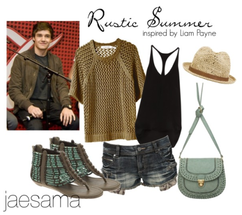 """Rustic Summer"" - inspired by Liam Payne"