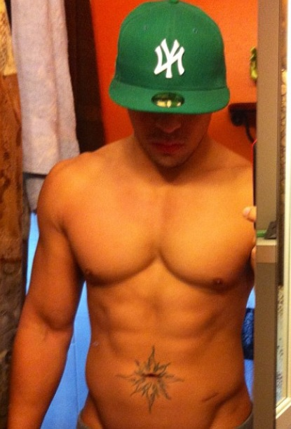 dyedclothes:  gio in green