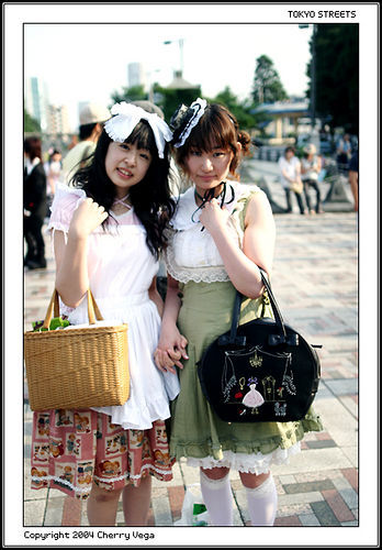 Cute Gothic Lolita - Country Style! by cherryrae. on Flickr.