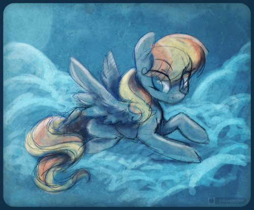 Starsweeper pegasus! Another warmup gone terribly, terribly wrong. In other news, I found a new site chock full of textures. o_____o <3 Okay getting back to commissions now. .-.