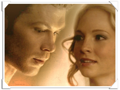 I wasn't glad the end of the season. What did they do with Klaroline?!(((  I hope in 4 season they improve the situation…