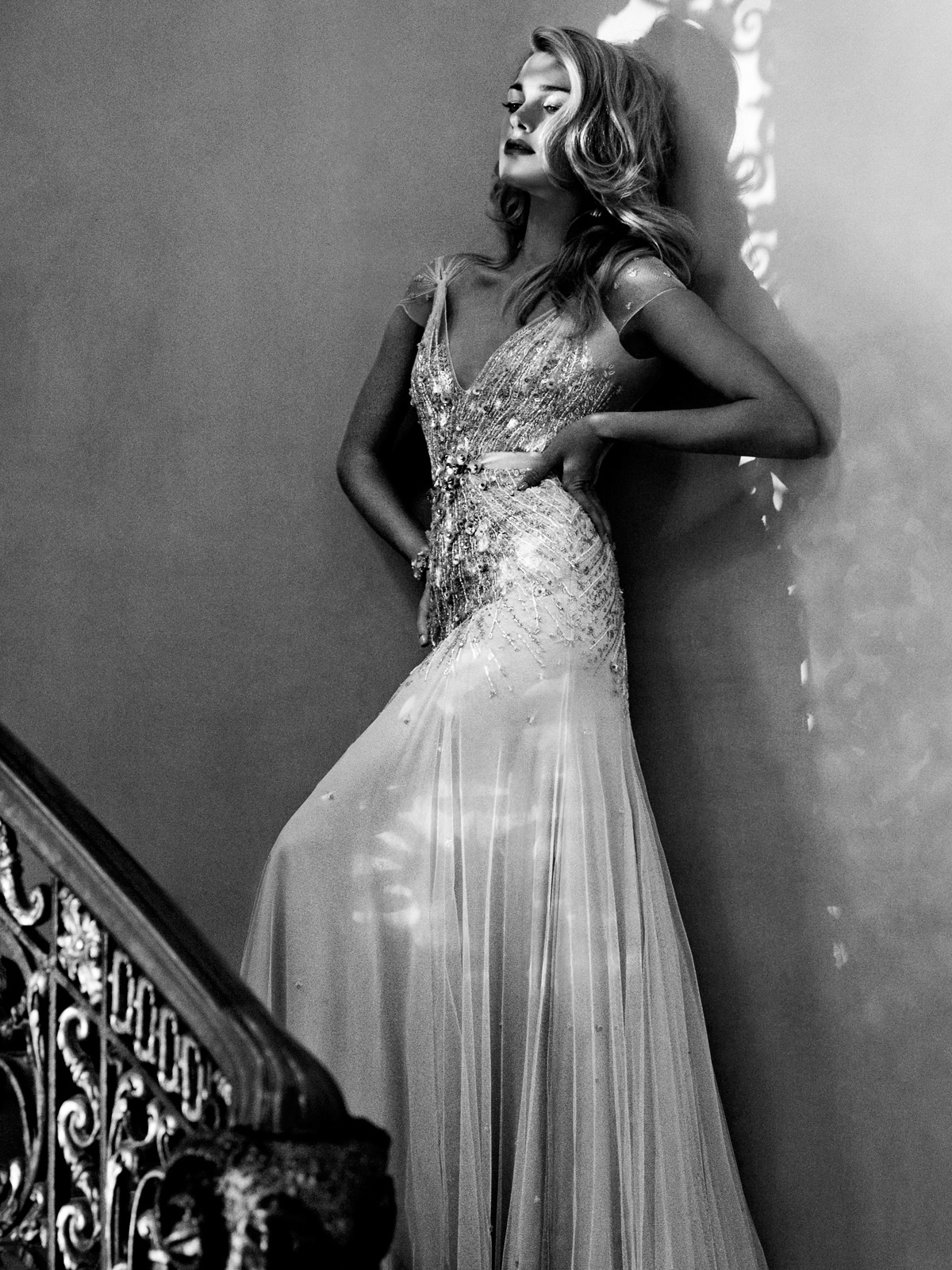 Jenny Packham Bridal 2012 | via: Quintessentially Bride