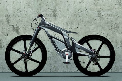 Audi Bicycle Concept
