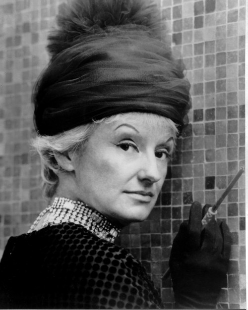 vintagebreeze:  Phyllis Diller.  [Bay Area Legend]