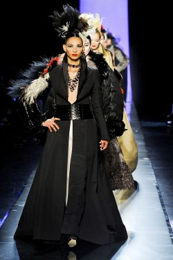 Gaultier Haute Couture Fall/Winter 2011