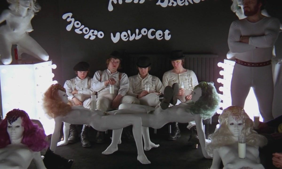 Happy 50th Birthday, A Clockwork Orange