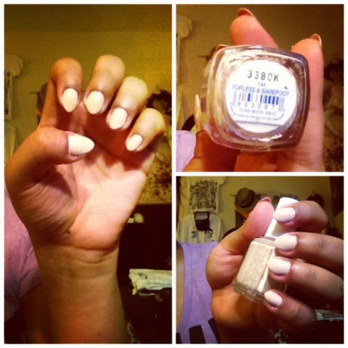 #manicuremonday 💅 (Taken with instagram)