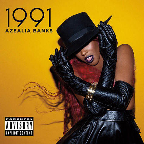 New Cover Art x Tracklist: Azealia Banks has unveiled the cover art and tracklist for her debut 1991 EP, releasing digitally on May 29th and physically on June 12th. 1. 19912. Van Vogue3. 2124. Liquorice