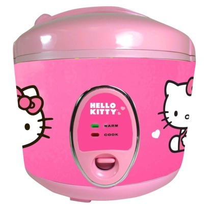 Hello Kitty Rice Cooker - $29.99