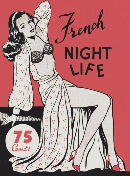 French Night Life 1948