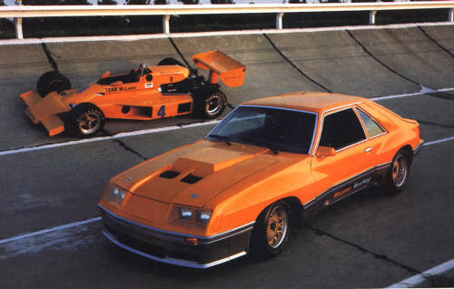 McLaren M81 Mustang (1987-ish) The first of Ford's Special Vehicles Operations. Only 10 were built due to a high price tag, making these pretty much the rarest Mustangs on earth.