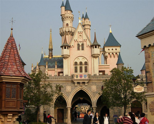27647 - Hong Kong - Disneyland by xiquinhosilva on Flickr.
