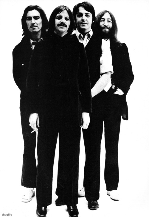 """Voyage of the Fritz"" photoshoot, 9 April 1969"
