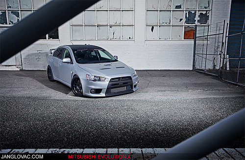 Weapon X Starring: Mitsubishi Lancer (by Jan Glovac Photography)