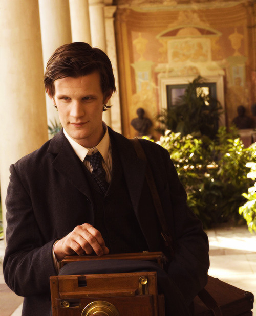 22/100 photos of Matt Smith