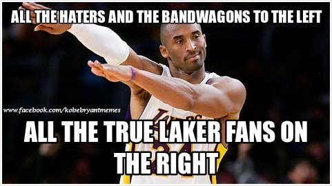 kobebryantmemes:  Reblog this if you're a true Lakers fan! Hopefully we can get this to around the 5,000 reblogs mark! Reblog this and follow my blog for the funniest Kobe Bryant Memes!