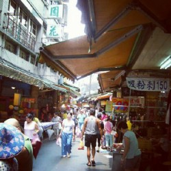 #Taipei #market #morning #xizhi #street (Taken with instagram)
