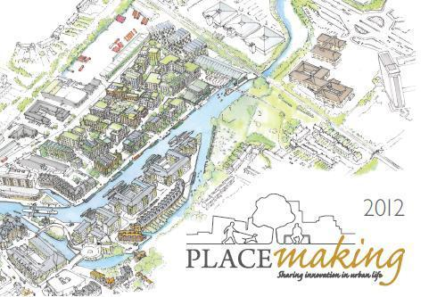 RUDI: Place Making 2012:  Sharing innovation in urban life Great read with some good examples!  In creating PLACEmaking, we aimed to put together a publication offering food for future thought: the creation of social cities, the use of Big Data for civic benefit, the articulation of economic and social value, and the development of tools and processes that enable everyone to participate in the design and shaping of place.