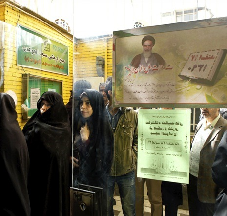 "standwithfreeiran:  Election, Monitored: The tragic farce of voting in Iran  The last time that most of the world peered inside Iran was in June, 2009, when, for two searing weeks, the Islamic Republic cracked open. In what came to be known as the Green Movement, a series of mass protests contested the official results of the Presidential election, which granted a second term to Mahmoud Ahmadinejad, who has held the office since 2005. The Basij, a state-sponsored militia, crushed the demonstrations; photographs and furtive cell-phone footage captured young people in green fleeing down broken sidewalks, motorcycles at their heels. By the time of the Arab Spring, in early 2011, Ahmadinejad's election-year rivals, Mir Hossein Mousavi and Mehdi Karroubi, had been placed under house arrest, their mid-level operatives imprisoned and forced to confess on television to international conspiracy, their movement dubbed fetneh—""the sedition."" As the regime silenced the country's internal press and shunned Western reporters, the world lost sight of Iran's domestic life and focussed instead on its nuclear program. (Continue reading…)  This is a bit of a long read but it's well worth it."