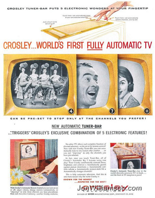 oldads:  Crosley - 19560924 Life on Flickr.  Website | Flickr | Tumblr | Twitter