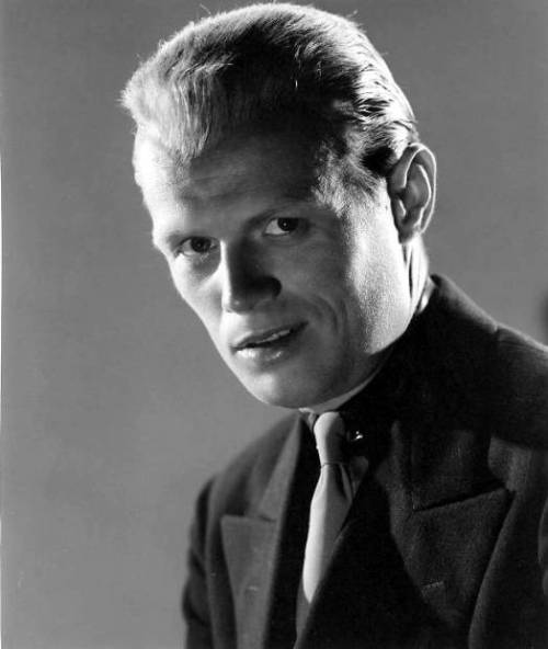 Richard Widmark. Kiss of Death.