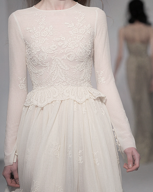 Luisa Beccaria Fall Winter 2012