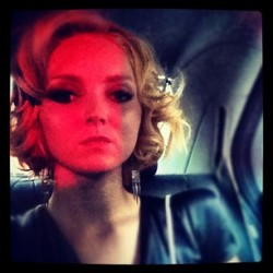 LILY COLE ACTOR Last night our global brand Advocate, Actor and Activist Lily Cole, dazzled in an Alexander McQueen dress and exquisite makeup at the World Premiere of her latest movie Snow White & The Huntsman in which she stars alongside Charlize Theron and Kristen Stewart. See the pictures.